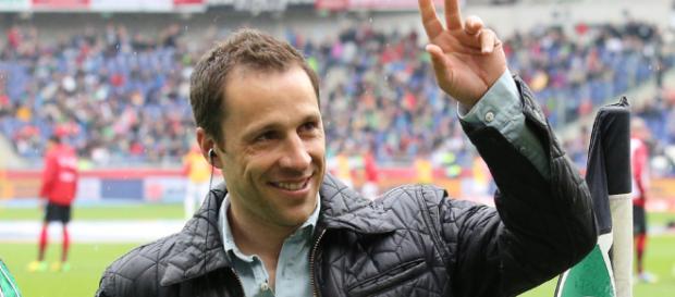 Der neue Choach des VfB Stuttgarts