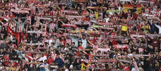 En el partido contra Nastic hubo cánticos racistas de los fans.