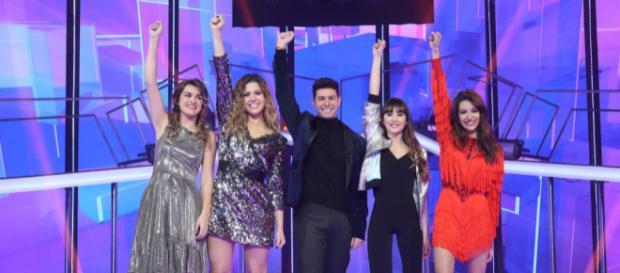 Eurovisión 2018 - Operación Triunfo (OT 2017)