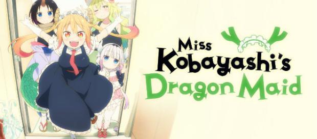 Miss Kobayashi's Dragon Maid, el anime