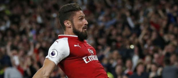 Olivier Giroud avait déjà failli quitter Arsenal l'été dernier