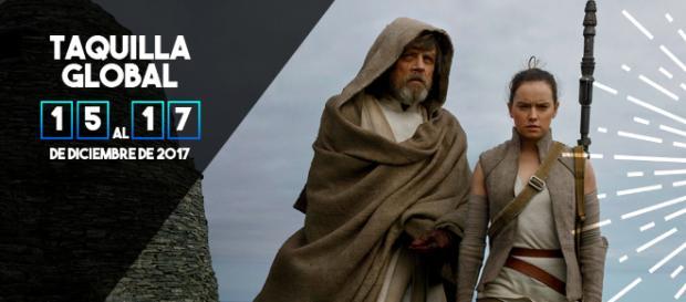 Taquilla global: ¿Cómo le fue a The Last Jedi en el mundo? - CP - com.mx