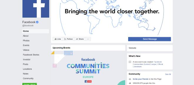 Local news becomes Facebook's priority