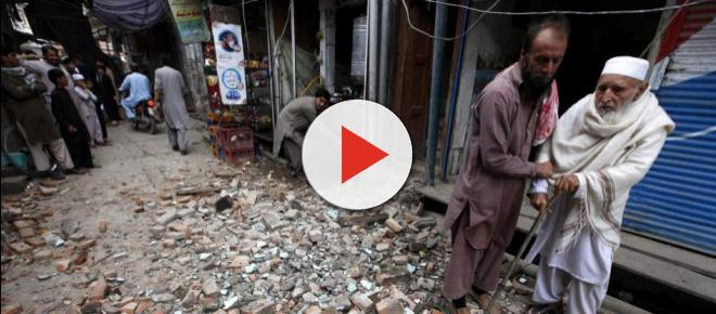 Afganistán sacudido por un terremoto de 6,1 grados