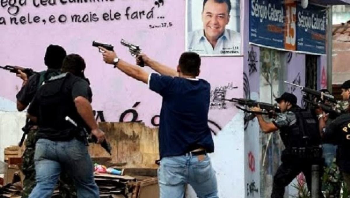 Milícia lucra mais de R$ 27 milhões por mês no Rio de Janeiro