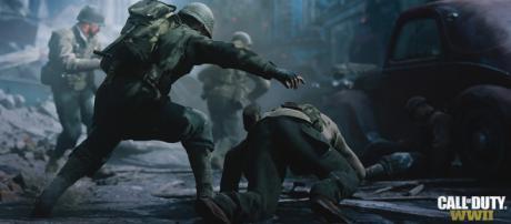 Call of Duty WWII y sus actualizaciones.
