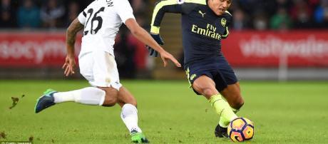 Swansea supo aprovechar los errores del portero