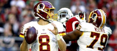 Where will Kirk Cousins play in 2018? [Image via NBC Sports/YouTube]