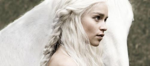 Afamada personaje en Game of Thrones