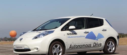 Autos autónomos en pruebas para áreas montañosas.
