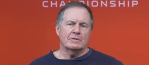 Bill Belichick limited Alex Guerrero's access to the team in recent years (Image Credit: NFL World/YouTube)