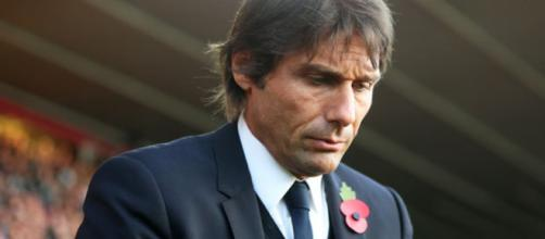 Conte appeared to be left in the dark regarding transfer targets. image -atomicsoda.com