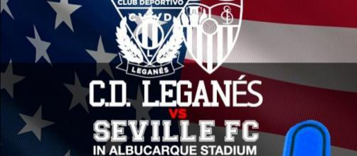 Duelo de semifinales de Copa del Rey, primer partido en Butarque