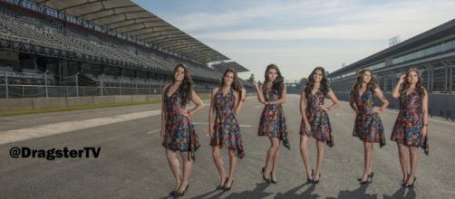 Grid Girls del FORMULA 1 GRAN PREMIO DE MÉXICO 2015 usarán diseño ... - dragstermx.com