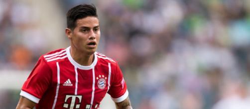 James Rodriguez souhaiterait quitter le Bayern