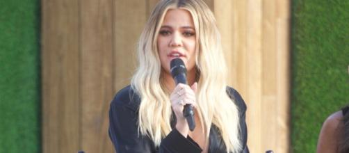 Khloe Kardashian from a video screenshot