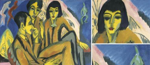 Kirchner: el artista expresionista que se suicidó debido a la guerra