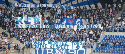 Le Racing Club de Strasbourg ne meurt jamais | La Vista - wordpress.com