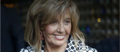 María Teresa Campos, periodista de profesión