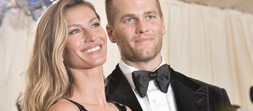 Gisele Bündchen y Tom Brady. - revistavanityfair.es