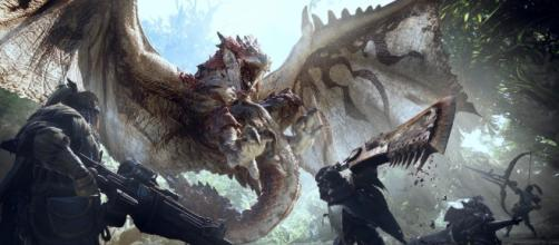Primeras impresiones Monster Hunter World - Ramen Para Dos - ramenparados.com