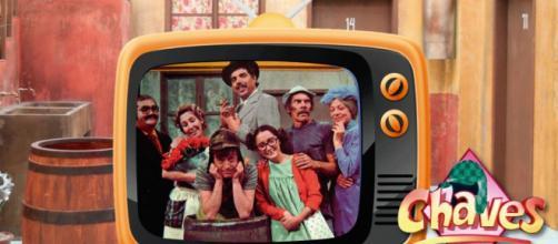 Programa humorístico Chaves, comprado pelo canal Multishow