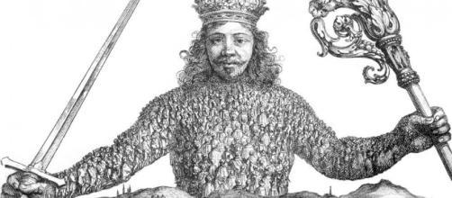 Qué es el Leviatán de Thomas Hobbes? - psicologiaymente.net