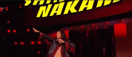 Shinsuke Nakamura's entrance wows the WWE Universe: SummerSlam 2017 (WWE Network Exclusive) - Image credit - WWE | YouTube