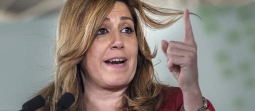 Susana Díaz recorta en educación y empleo