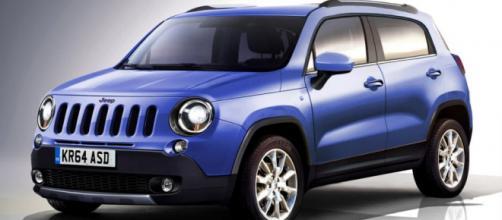 Un render della futura Jeep segmento B | Auto Express - autoexpress.co.uk