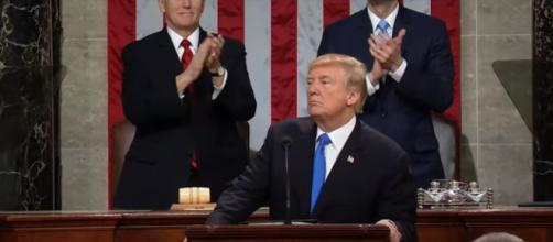Watch Donald Trump's first State of the Union address- Image credit - Washington Post | YouTube