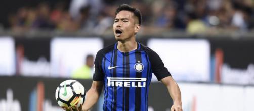 Yuto Nagatomo (12 settembre 1986), arrivò all'Inter dal Cesena nel 2010.
