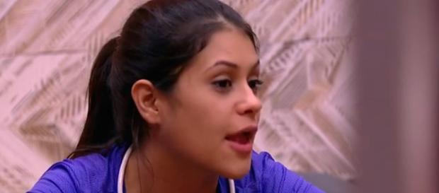 Ana Paula causou polêmica no BBB 18