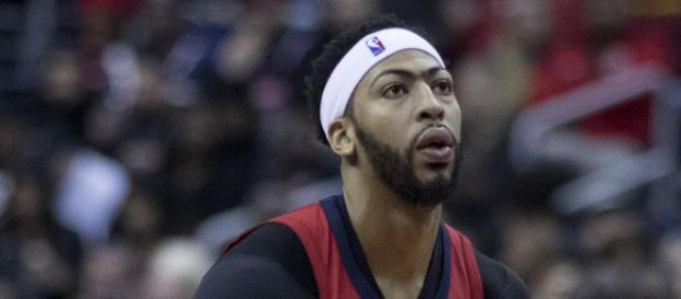 Anthony Davis is averaging 26.5 points and 10.6 rebounds this season (Image Credit: Keith Allison/WikiCommons)