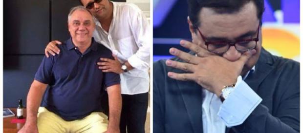 Geraldo Luis sentiu muito a perda do amigo