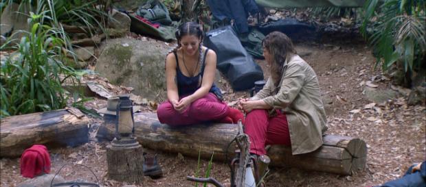 Jenny Frankhauser und Tina York überzeugen im Dschungelcamp - Foto: MG RTL D