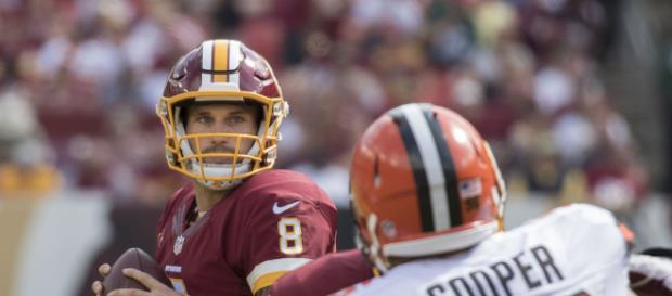 Kirk Cousins will play for a new team next season after the Washington Redskins traded for a new quarterback. / Photo via Keith Allison, Flickr