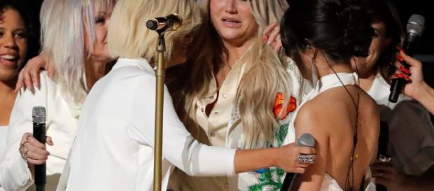 La denuncia de abuso sexual de la artista Kesha contra su ... - laprensagrafica.com