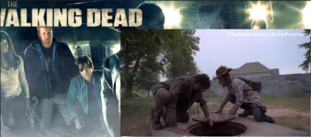 The Walking Dead's midseason premiere- Image credit Ares Promo | YouTube