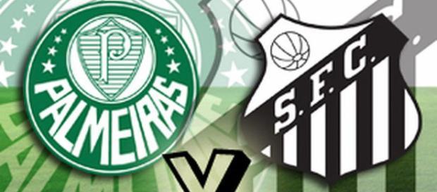 Jogadores de Palmeiras e Santos de 2017 que deixaram o time