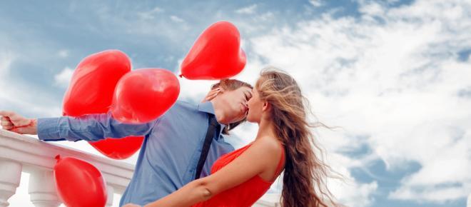 8 luoghi romantici per San Valentino 2018