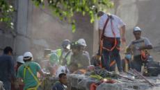 Habitantes de Pacífico 223 buscan ayuda tras el sismo