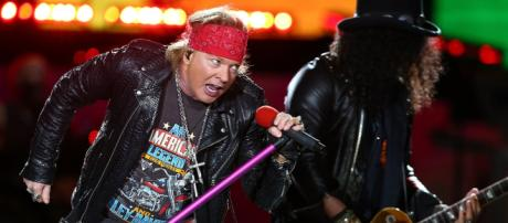 Guns N' Roses to Celebrate SiriusXM Channel With NYC Show ... - rollingstone.com