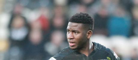 Masi Matongo - a real handful when on the field, has the potential to be devastating in 2018. Image Source: hullfc.com