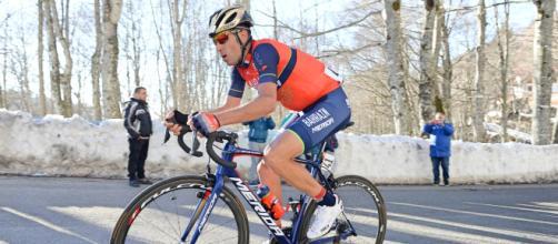 Ciclismo: el equipo de Bahrein sin límites en Nibali.
