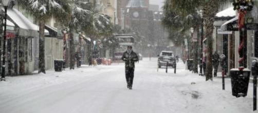 "Ciclón Bomba"", la ola de frío polar que azota a EE.UU. y prevé ... - com.ar"