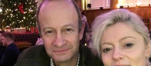 El jefe de Ukip Henry Bolton comienza su relación con una modelo y Brexiteer
