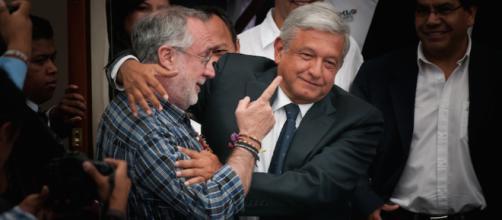 El pre-candidato Andrés Manuel López Obrador