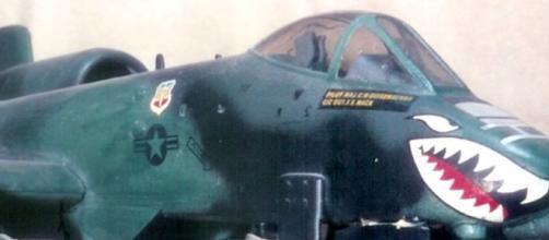 Grunts in the Sky- John Vonn YouTube Caption of the A-10