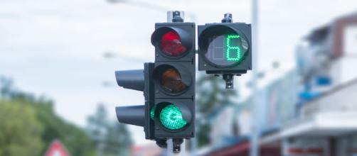 Il nuovo sistema di countdown ai semafori